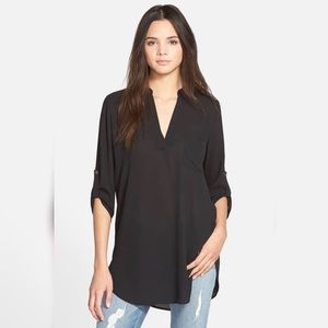 Lush perfect Henley tunic